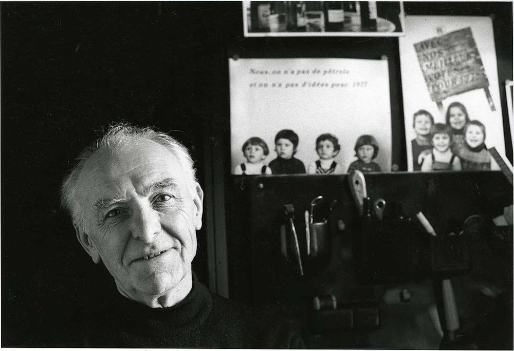 Робер Дуано (Robert Doisneau)