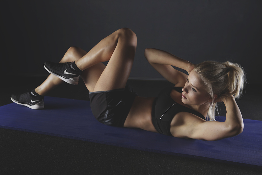 Физическая активность человека сегодня