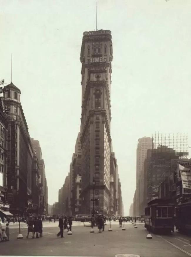 15 старых фотографий Нью-Йорка
