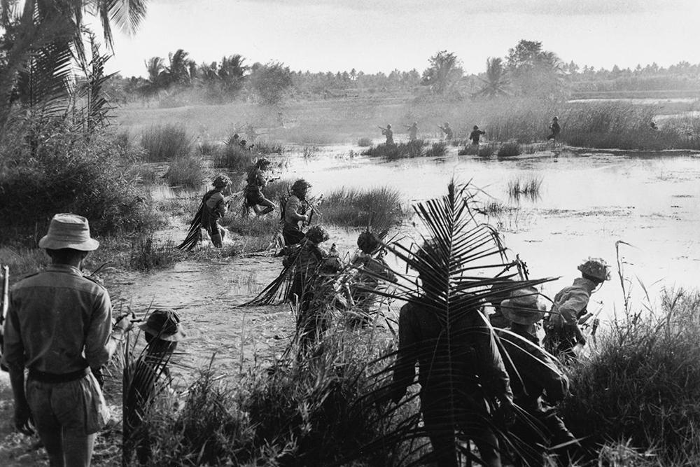 16 редких фотографий войны во Вьетнаме