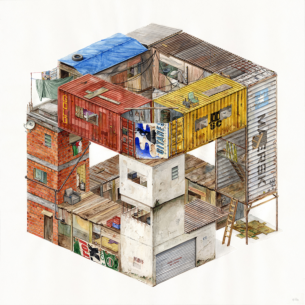 10 интересных иллюстраций от художника Альваро Наддео