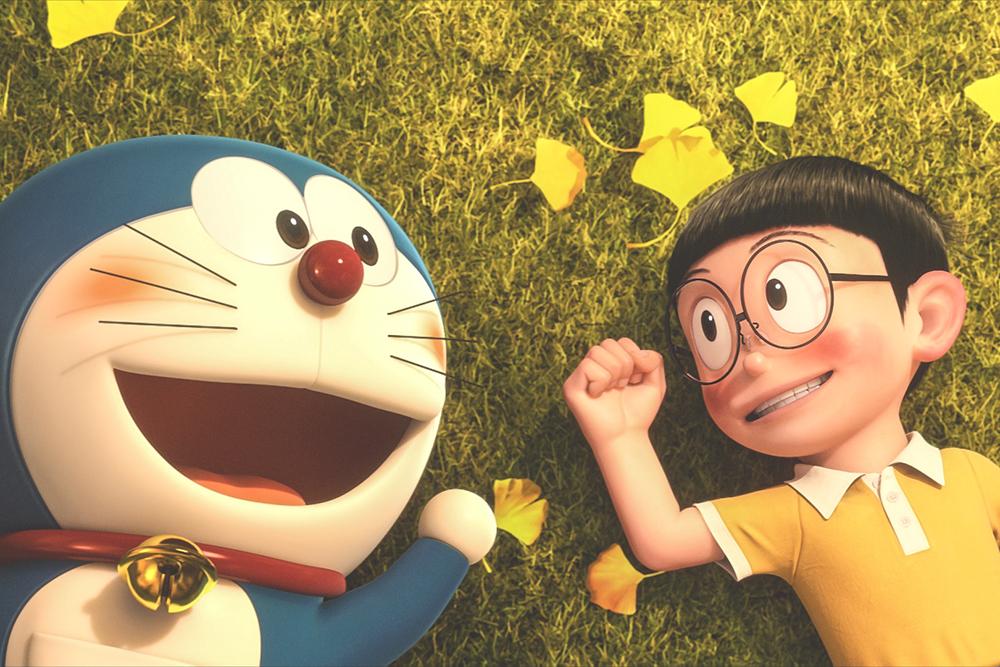 10 самых успешных фильмов-аниме о которых стоит знать (2 часть)