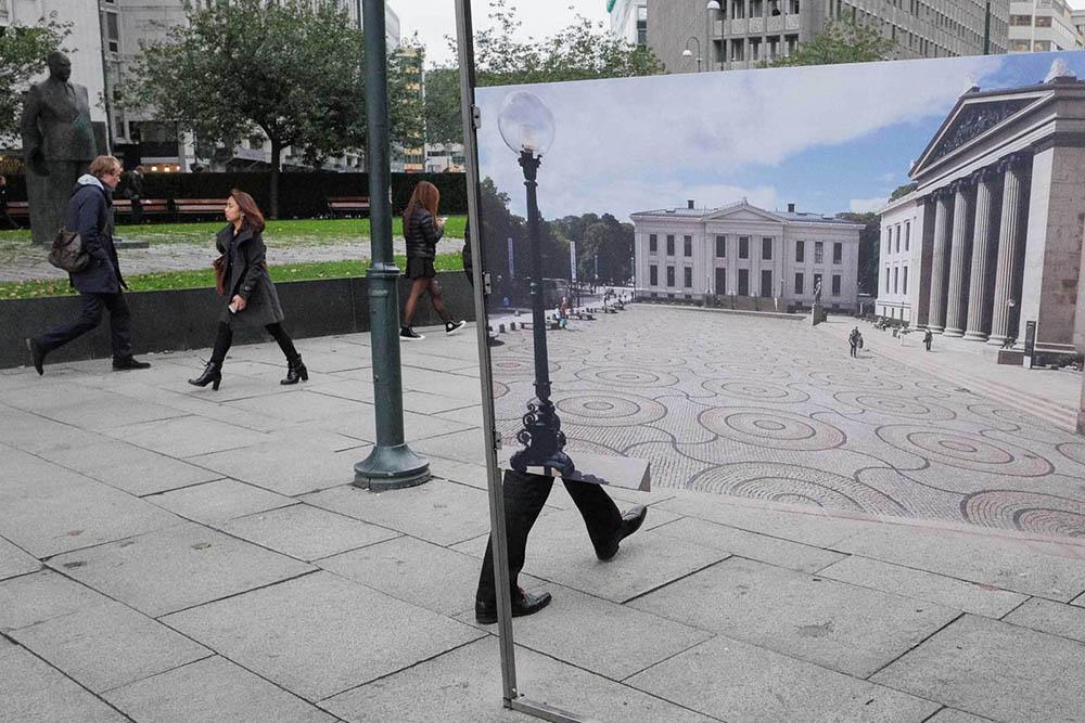 Учился на архитектора, но стал фотографом... Уличные снимки Пау Бускато