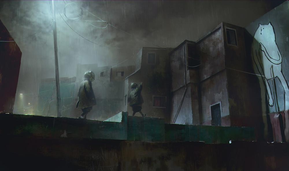 Концептуальные иллюстрации художника Петра Яблонского
