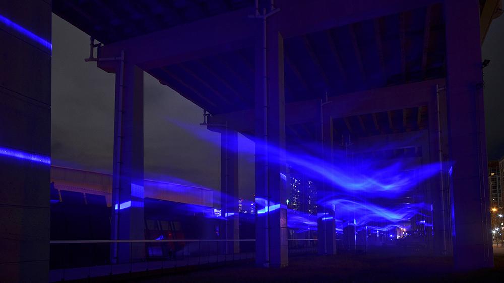 Пейзаж мечты, инсталляция  которая привлекает тысячи людей на выставках по всему миру