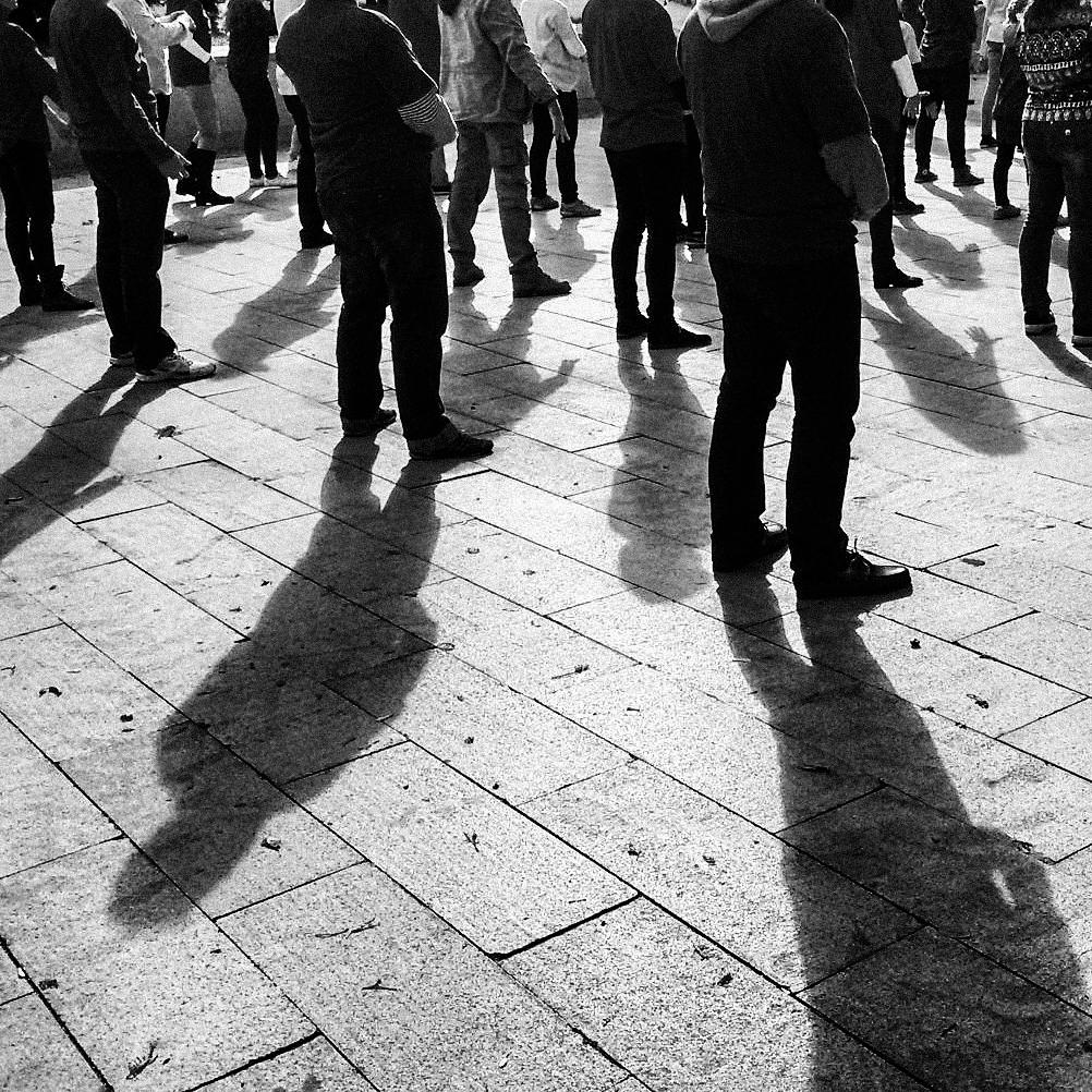 Тень - одна из важных деталей в фотографии