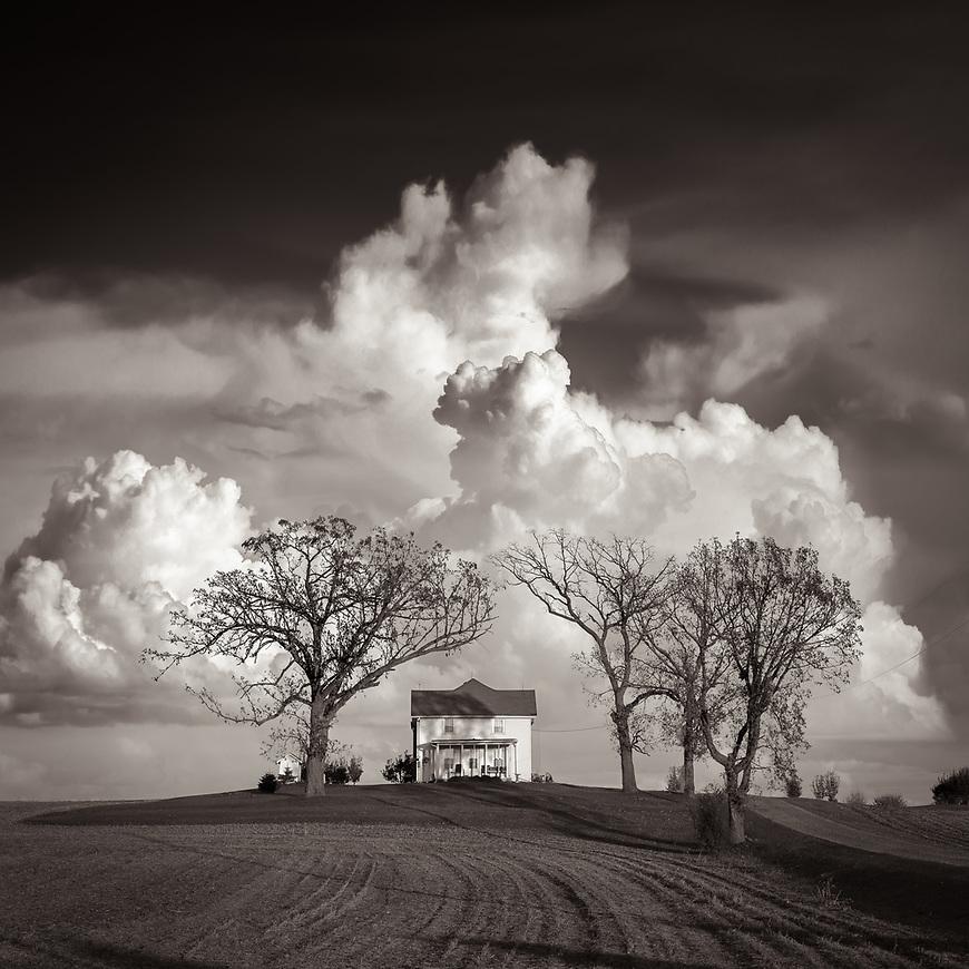 10 фотографий Среднего Запада от фотографа Майкла Кнапштейна