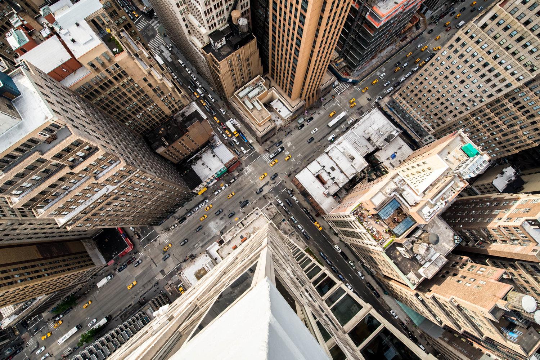 Для тех кто не боится высоты. 10 потрясающих фотографий Навида Бараты