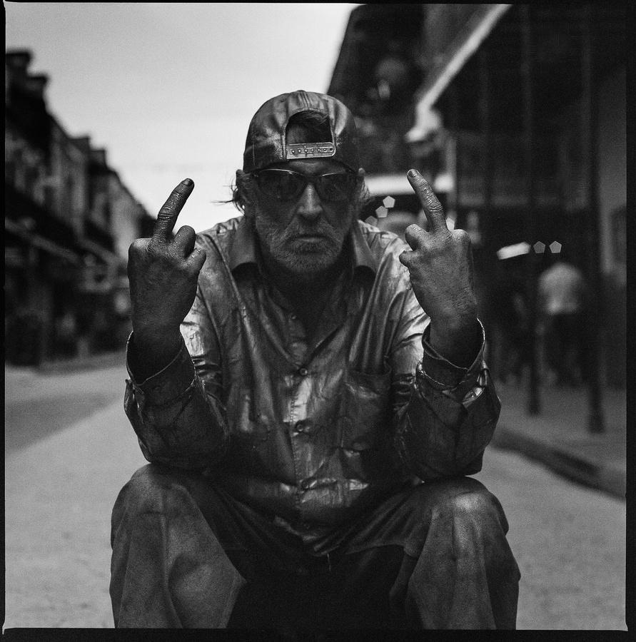 10 уличных фотографий США фотографа Yanika Anukulpun
