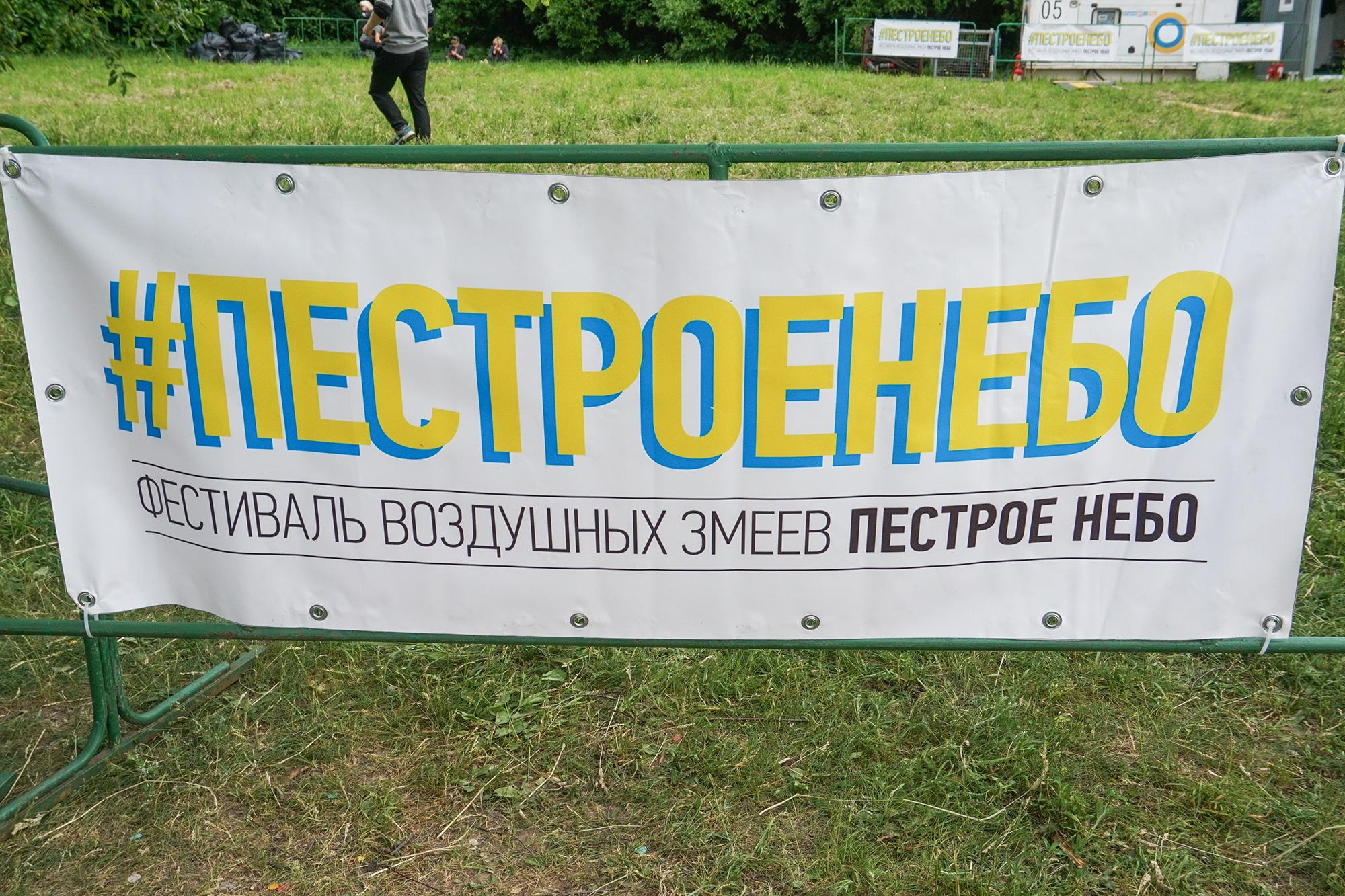 Фотографии фестиваля воздушных змеев «Пестрое Небо»