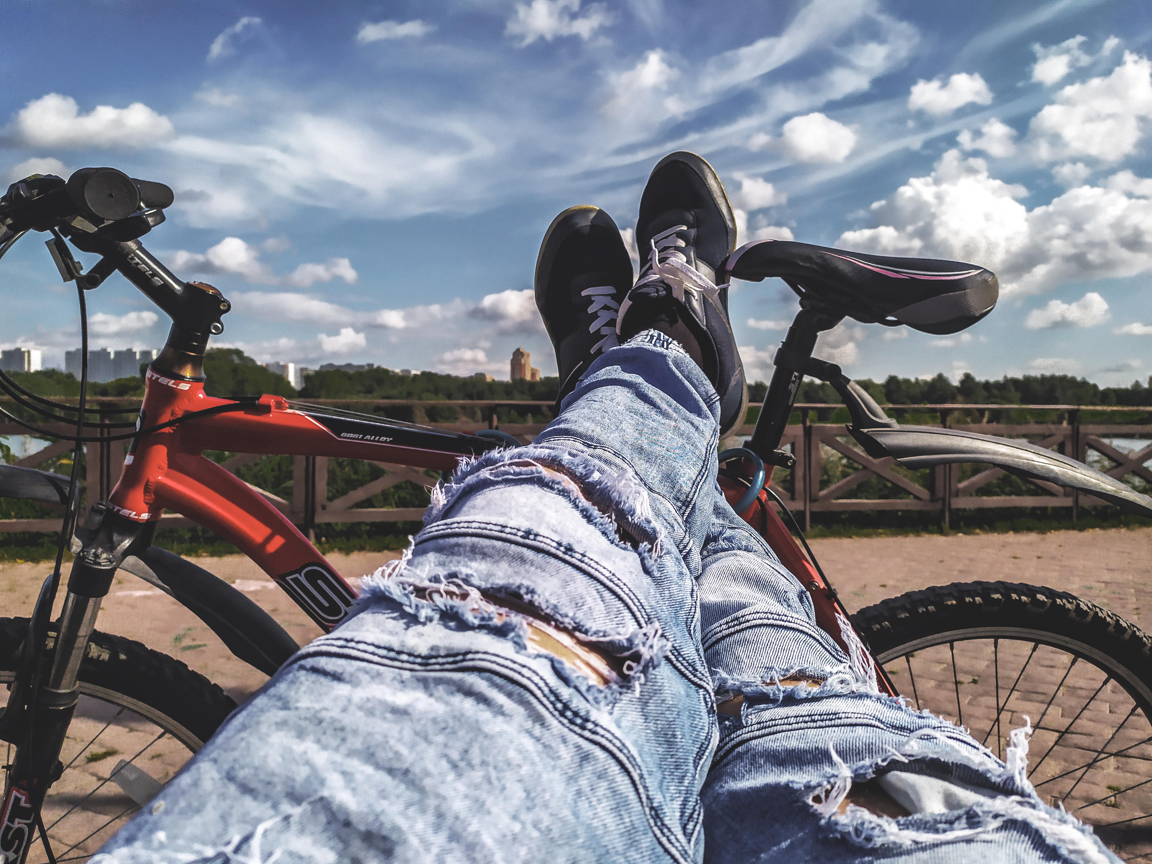 Мой выбор велосипеда. Впечатления после 8 лет использования