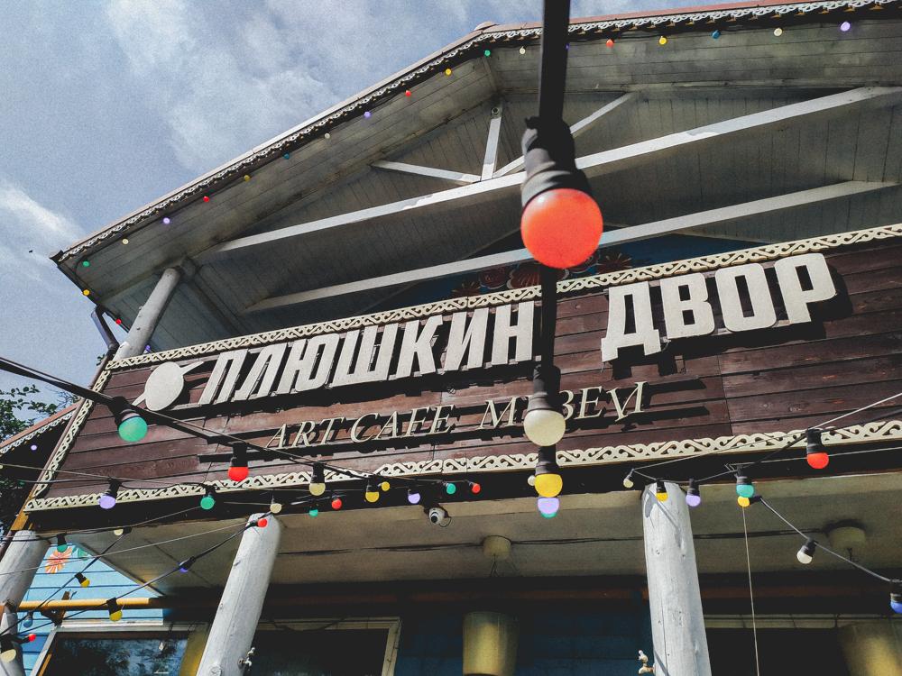 Плюшкин двор. Калужская область. Воробьи. Интересное место недалеко от Москвы.